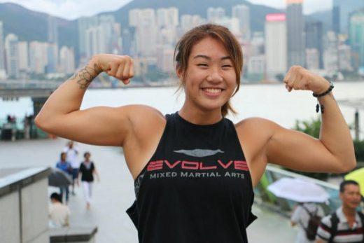 Angela-Lee- next match 2020