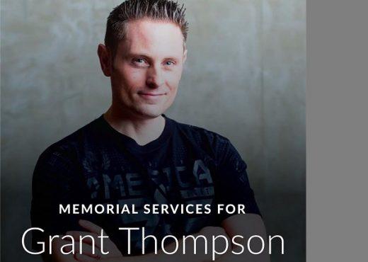 The king of Random, Grant Thompson died