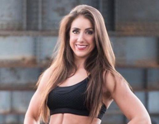 Wrestler Britt Baker