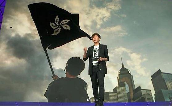 何韵诗传记,人际关系,女同性恋,更早的生活, 香港抗议