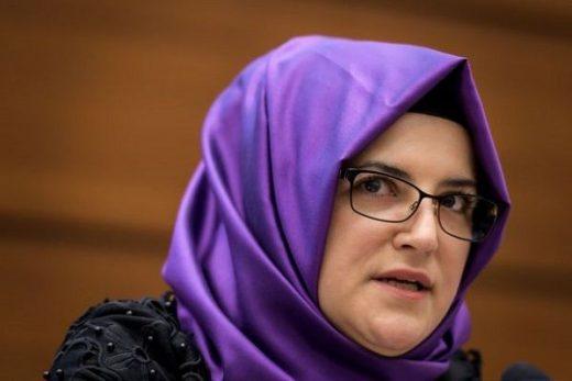 Hatice Cengiz wiki, husband