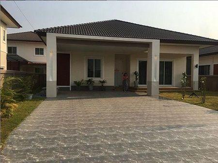 山姆在泰国的房子
