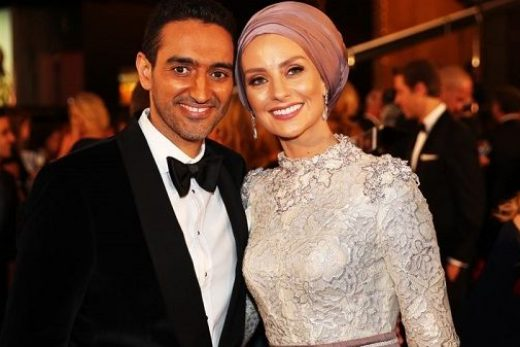 waleed-aly with wife susan-carland
