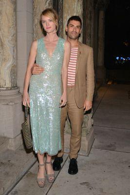 Mackenzie with her boyfriend Guss Thompson