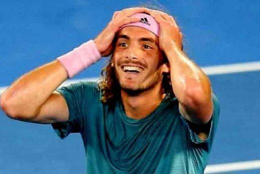 Stefanos-Tsitsipas- Australian Open