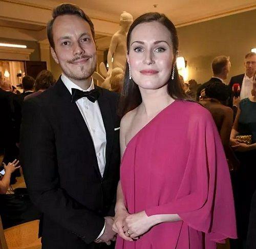 husband Markus Räikkönen