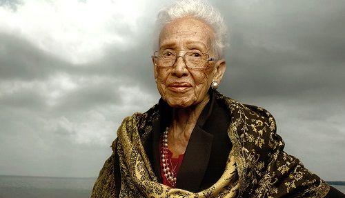 Katherine Johnson age 100