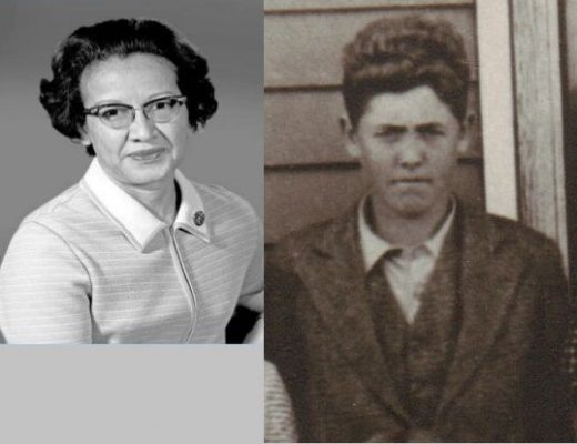 Katherine Johnson husband James Francis