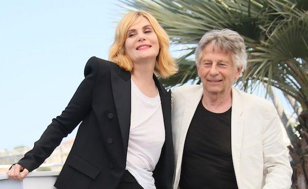Roman Polanski wife Emmanuelle Seigner