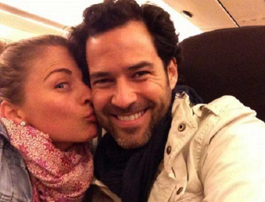 ludwika husband Emiliano Salinas