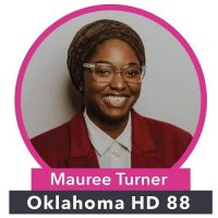 Oklahoma HD 88 Mauree Turner