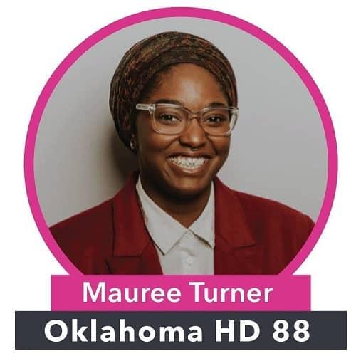 Oklahoma HD 88 Mauree Turner