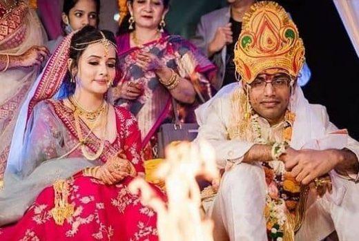 biswa kalyan rath wife