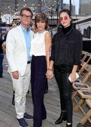 Amelia with Parents
