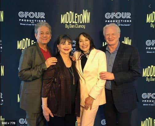 Didi Conn at the Award function