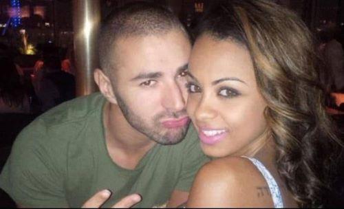 Karim Benzema's wife