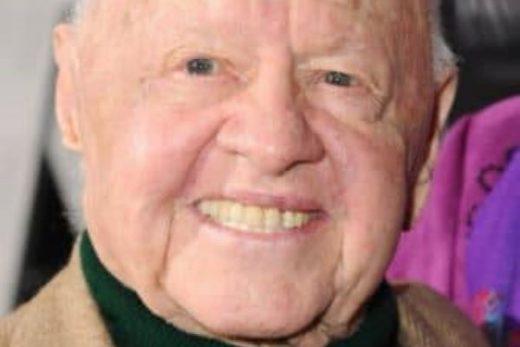 Mickey Rooney biography