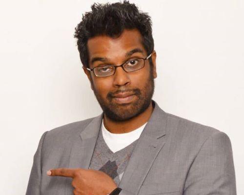 The professional comedian Romesh Ranganathan