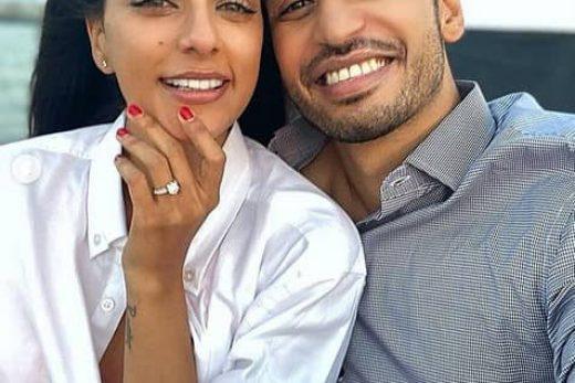 Carla Dennis boyfriend Arjun Kanungo