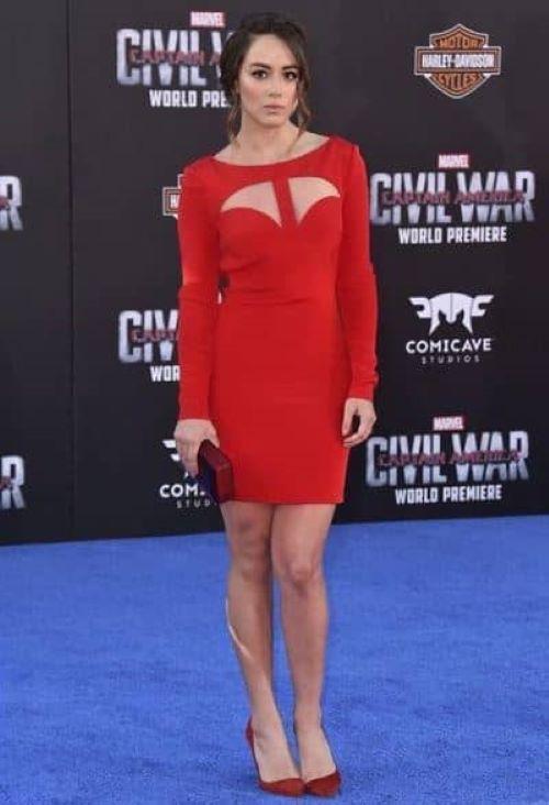 Chloe Bennet career
