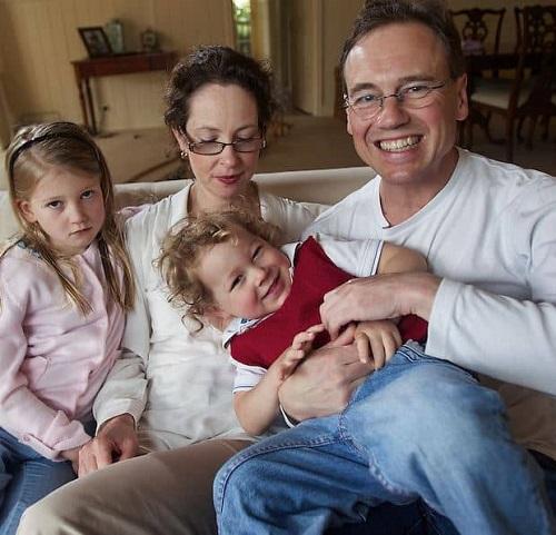 Greg Hunter family