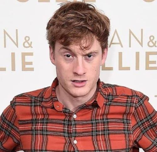 James Acaster wife