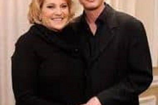 lorna with husband