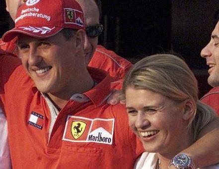 The German racing driver parents