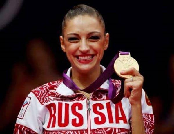 The rhythmic gymnast achievement