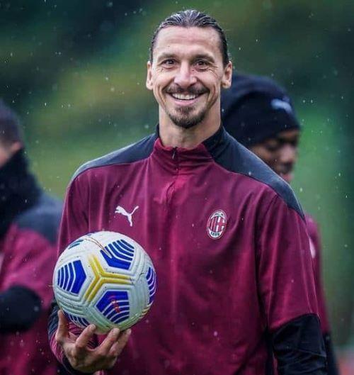 Zlatan Ibrahimovic's wife