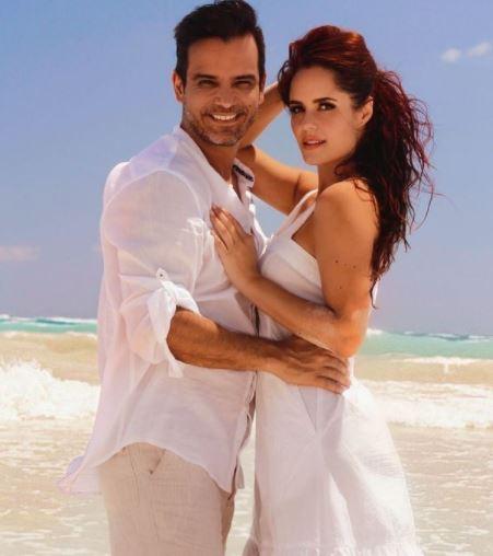 Ana lucía Domínguez husband