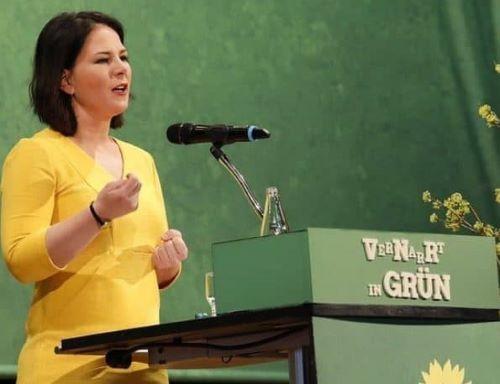 Annalena Baerbock biography