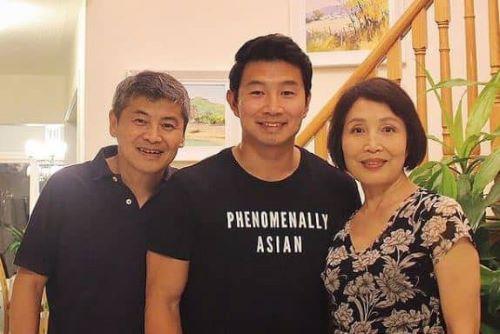 Simu Liu parents