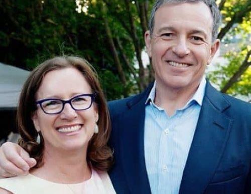 Susan Iger ex-husband