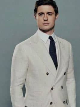 Max Irons early life