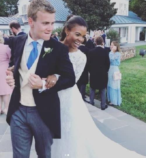 Candace Owens spouse