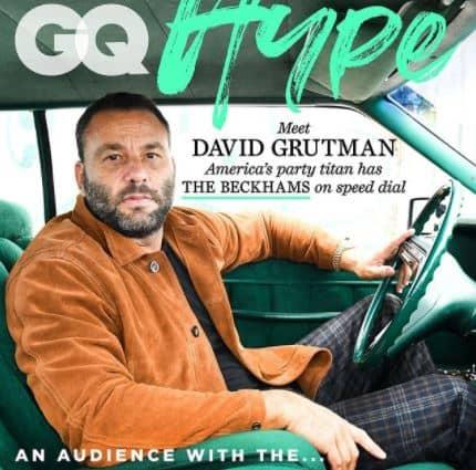 Dave Grutman net worth