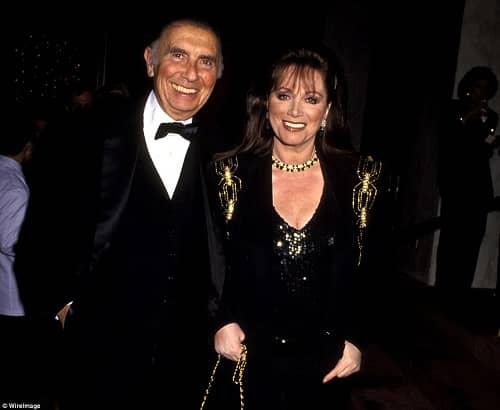 Jackie Collins husband