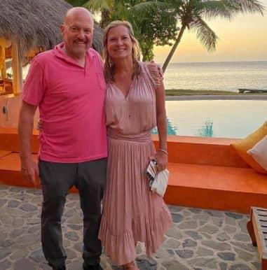 Jim Cramer net worth wife