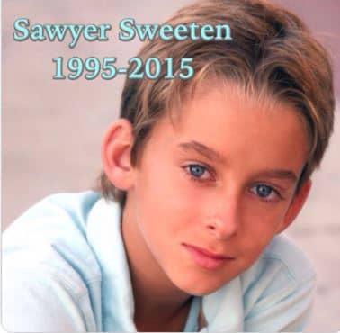 Sawyer Sweeten career