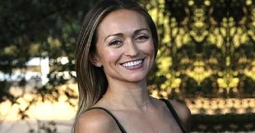 Rebecca Dillashaw  bio