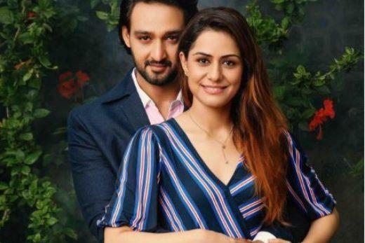 Sourabh Raj Jain wife