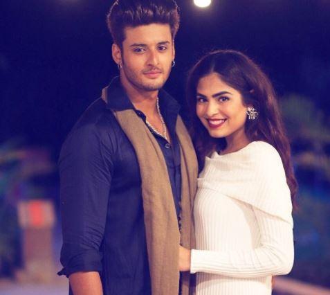 Shagun Pandey girlfriend