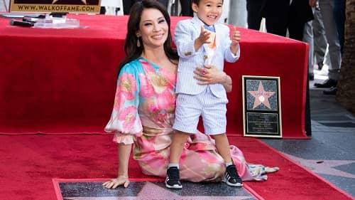 Lucy Liu children