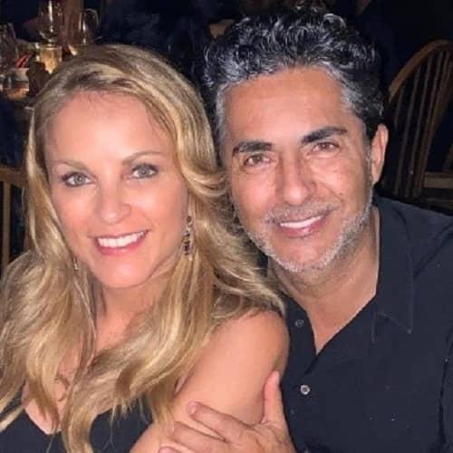 Raúl Araiza new girlfriend