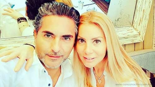 Raúl Araiza wife