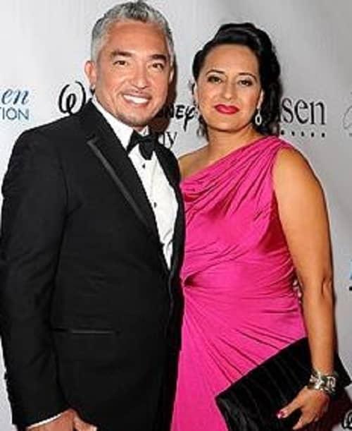 Cesar Millan wife