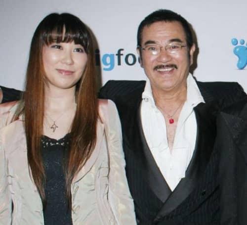 Sonny Chiba wife