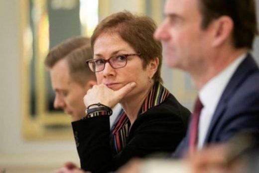 Marie Yovanovitch spouse