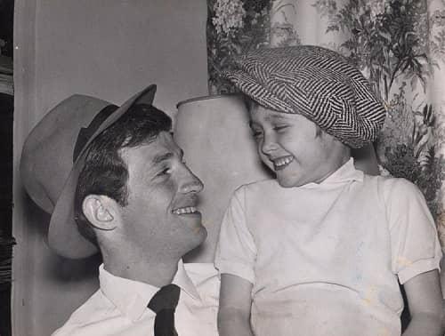 Jean Paul Belmondo daughter